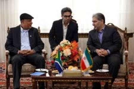Iran-S Africa Trade Ties Stressed