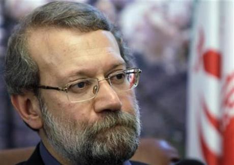 Iran Committed To Logic In Nuclear Talks: Larijani