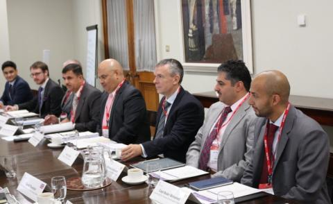 Bahrain-UK joint security work team holds meeting