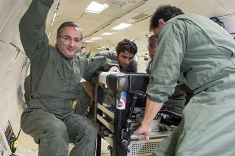 Iranian researcher develops a cooling system for travel to Mars