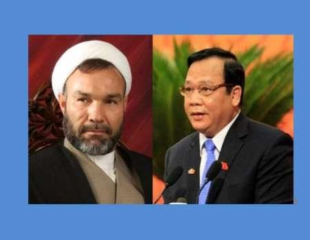 Iran, Vietnam stress expansion of all-out ties