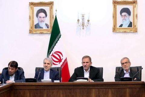 Vice president: Iranian diplomats should be fully supported in negotiations with Europe
