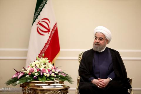 5 littoral states must reach consensus over all legal regimes of Sea: Rouhani