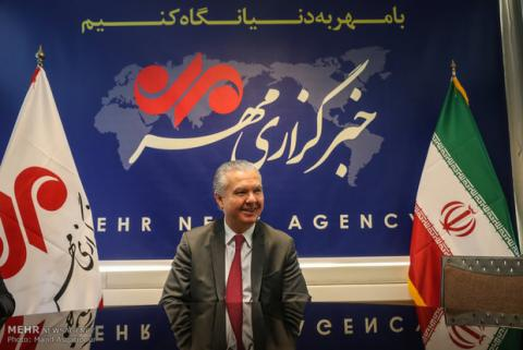 Brazilian amb. to Iran: Brazilian govt. to help businesses continue trade with Iran