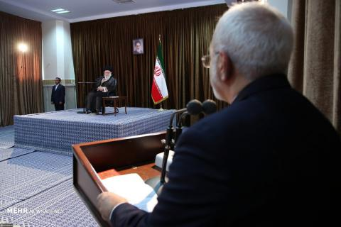 Zarif: Zionist project of Iranophobia neutralized thanks to Leader guidelines