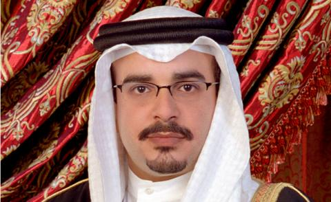 CROWN PRINCE UNDERLINES BAHRAIN'S STRATEGY OF SOCIAL DISTANCING AND FREE MOVEMENT