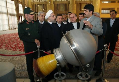 Iran to catch up with global space industry