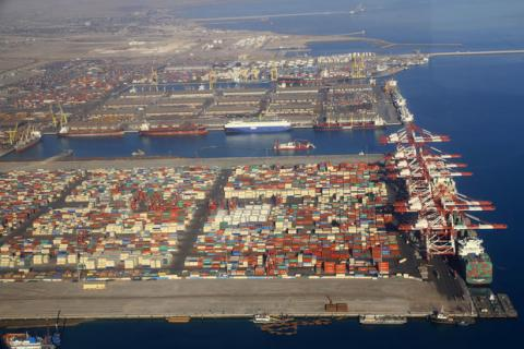 Iran, India discuss expanding coop. on Chabahar Port