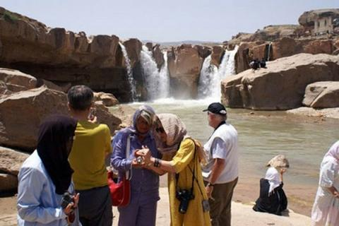 Sistan and Baluchestan province inbound tourists up 23% in H1