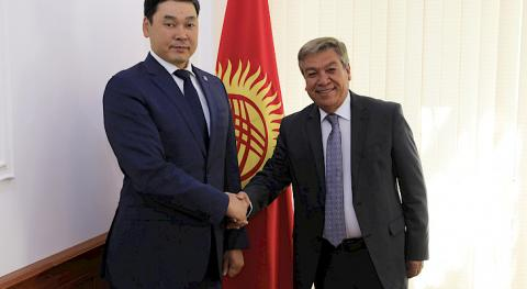 State and prospects for development of Kyrgyz-Afghan relations discussed in Bishkek