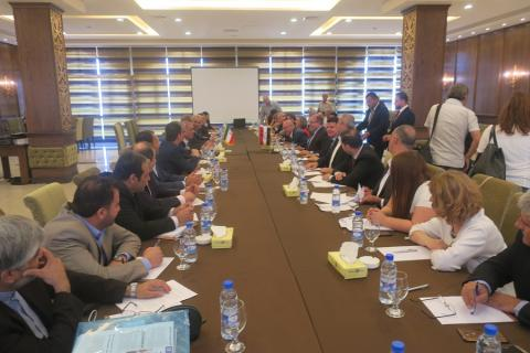 Iranian, Syrian economic delegations meet in Damascus