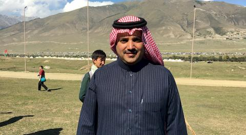 World Nomad Games organized at high level, consul of Saudi Arabia in Kyrgyzstan