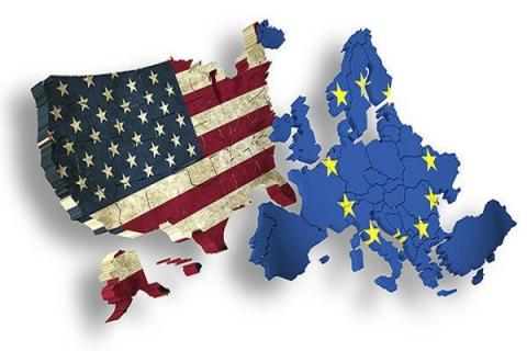 Business disorder between Europe and US