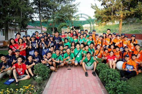 Democracy camps empower youth in Kyrgyzstan