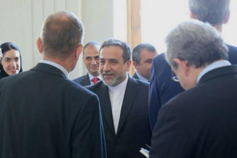 Official: Europe political commitment to save JCPOA strong
