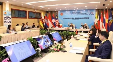 AIPA cooperation crucial in mitigating COVID-19's impacts on society