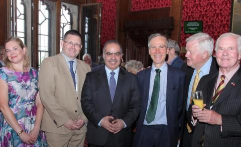 Bahrain's Embassy in UK holds annual ceremony