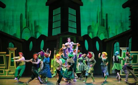 Bahrain hosts Broadway Musical 'The Wizard of Oz'