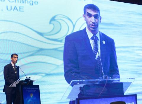 UAE keen to strengthen global relations, synergies with Asian economies, says Minister of Climate Change and Environment