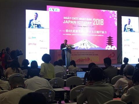 Japan ICT Day 2018 opens to promote VN-Japan cooperation