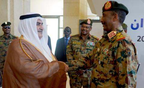 Bahrain attends signing ceremony in Sudan