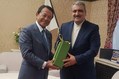 Japan eager to buy Iran oil