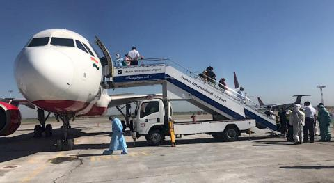 Kyrgyzstan continues to evacuate its nationals from abroad