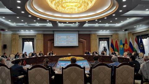 Bishkek hosts Meeting of CSTO Coordinating Council for Emergency Situations