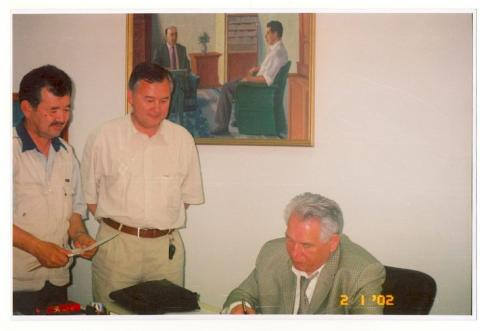 OSCE Office in Tashkent to support Philosophy of Developing Honorable Man Project based on Aitmatov
