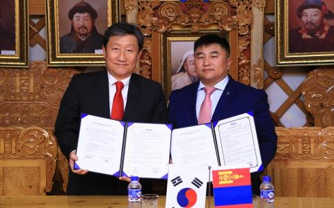 Orkhon aimag to cooperate with South Korean city in healthcare