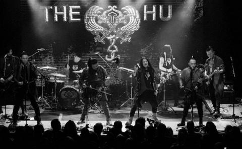 The Hu to depart for Europe