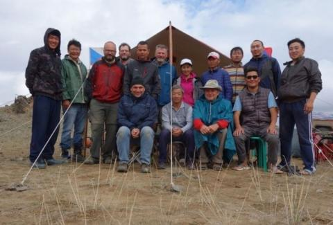 Czech geologists to implement five-year project in collaboration with Mongolian scholars