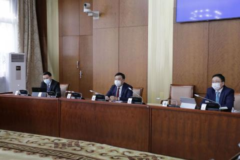 Standing committee on economic affairs reviewed 2020 activities of FRC