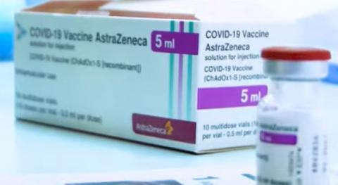 Kyrgyzstan to receive 420 thsd doses of AstraZeneca vaccine in May