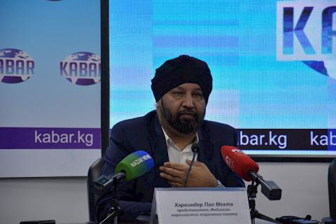India interested in development of tourism in Kyrgyzstan