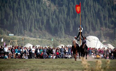 NISS: 76.9% of youth are positive about Nomad Games