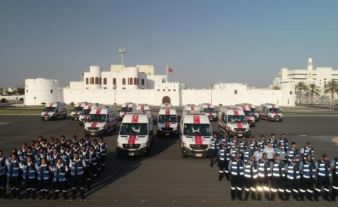 National Ambulance Project officially launched