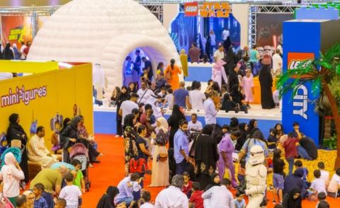 Bahrain Tourism and Exhibitions Authority Successfully Concludes LEGO Shows