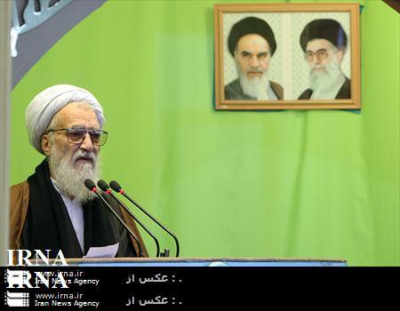 Iranˈs Success Makes Enemy Desperate: Interim Friday Prayer Leader
