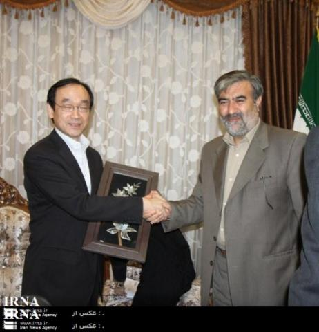 Japanˈs Envoy: Hormozgan Offers Great Investment Potentials
