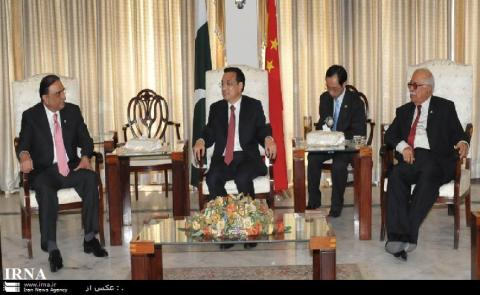 Pakistan-China Back Political Reconciliation In Afghanistan