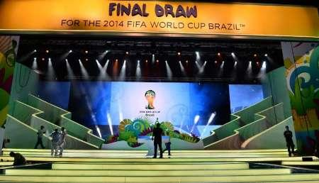 Iran To Face Germany, Holland, Chile In Mock 2014 World Cup Draw