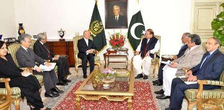 Pakistan's N-program Safe, PM Tells IAEA Chief