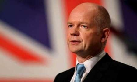 Hague: Negotiations Continue To Reach An Agreement