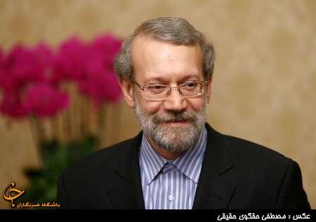 Larijani: Iran Navy contributes to preserving security in Djibouti