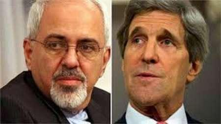 Zarif, Kerry discuss ways to continue negotiations