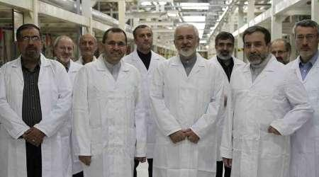 Iran's nuclear team named by US institute as Person(s) of Year