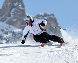 Iran ranks first at Turkey intˈl Alpine skiing competition