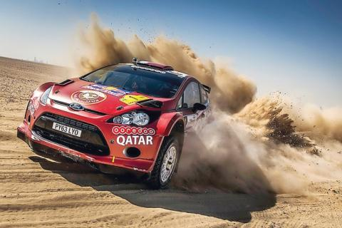 QMMF Prepares for 2021 Qatar International Rally FIA Middle East Rally Championship, Round 1