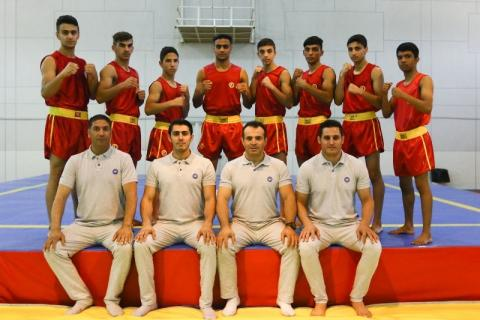 Iran crowned at World Junior Wushu Champs in Brazil